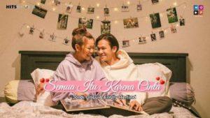 Lirik Lagu Semua Itu Karena Cinta - Jordi Onsu & Frislly Herlind