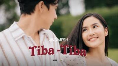 Lirik Lagu Tiba-Tiba - Andmesh Kamaleng