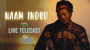 Naam Indru Song Lyrics - Live Telecast