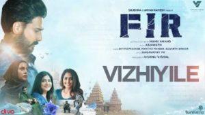 Vizhiyile Song Lyrics - FIR