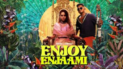 Enjoy Enjaami Song Lyrics with English Translation – Dhee Feat Arivu 2021