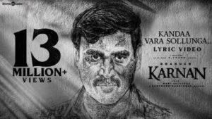 Kanda Vara Sollunga Song Lyrics In English Translation - Karnan