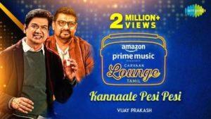 Kannaale Pesi Pesi Song Lyrics - Vijay Prakash & Aruldev