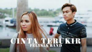 Lirik Lagu Cinta Terukir - Felysia Band