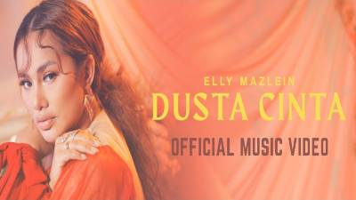 Lirik Lagu Dusta Cinta - Elly Mazlein