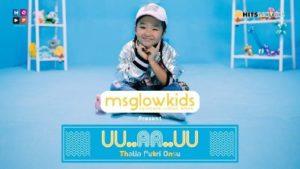 Lirik Lagu UU AA UU - Thalia Putri Onsu