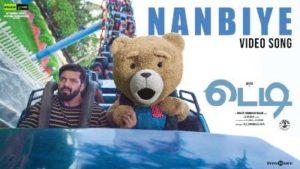 Nanbiye Song Lyrics In English Translation - Teddy