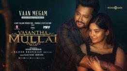 Vaan Megam Song Lyrics - Vasantha Mullai
