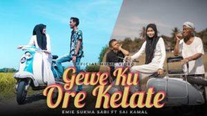 Lirik Lagu Gewe Ku Ore Kelate - Emie Sukma Sari Feat Sai Kamal