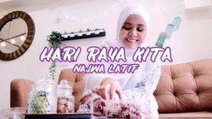 Lirik Lagu Hari Raya Kita - Najwa Latif
