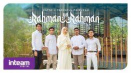 Lirik Lagu Rahman Ya Rahman - Zayne Fear Farhatul Fairuzah