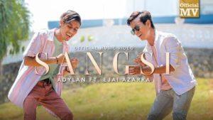 Lirik Lagu Sangsi - Adylan Feat Ejai Azarra
