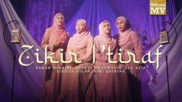 Lirik Lagu Zikir I'tiraf - Sarah Suhairi, Sheryl Shazwanie, Aidilia Hilda, Lia Aziz & Bibi Qairina