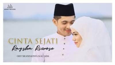 Lirik Lagu Cinta Sejati – Raysha Rizrose (OST Seandainya Kau Ada) Lyrics 2021