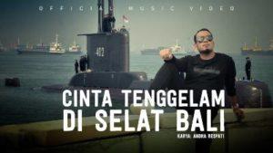 Lirik Lagu Cinta Tenggelam Di Selat Bali - Andra Respati