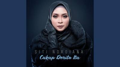 Lirik Lagu Cukup Derita Itu - Siti Nordiana (OST Cukup Derita Itu)