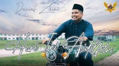 Lirik Lagu Hari Ini Aidilfitri – Danial Zaini Lyrics 2021