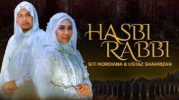 Lirik Lagu Hasbi Rabbi - Siti Nordiana & Ustaz Shahrizan