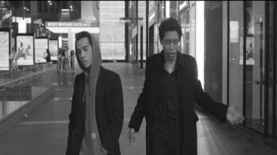 Lirik Lagu Malam - Naim Daniel & Firdaus Rahmat