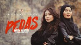 Lirik Lagu Pedas - Wany Hasrita Feat Sophia Liana