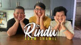 Lirik Lagu Rindu - Adam Shamil