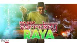Lirik Lagu Sarrekey Raya - Pak Azad
