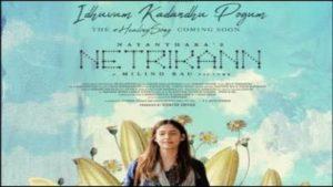 Idhuvum Kadandhu Pogum Song Lyrics - Netrikann