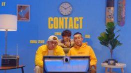 Lirik Lagu Contact - Ismail Izzani Feat Izhar & Quai