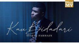 Lirik Lagu Kau Bidadari - Syafiq Farhain