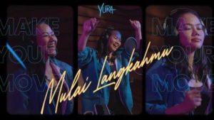 Lirik Lagu Mulai Langkahmu - Yura Yunita