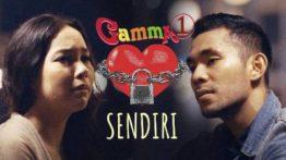 Lirik Lagu Sendiri - Gamma 1