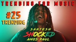 Shocked Song Lyrics - Amos Paul & Santesh