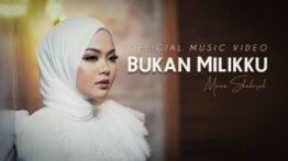 Lirik Lagu Bukan Milikku - Muna Shahirah