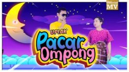 Lirik Lagu Pacar Ompong - Upiak