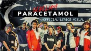 Lirik Lagu Sebelum Paracetamol - K-Clique