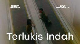 Lirik Lagu Terlukis Indah - Rizky Febian & Ziva Magnolya