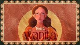 Lirik Lagu Wanita - Rossa