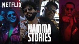 Netflix Namma Stories Song Lyrics - The South Anthem (NJ, Arivu, SIRI & Hanumankind)