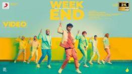 Weekend Song Lyrics - Kaushik Krish & V2 Vicky Vijay