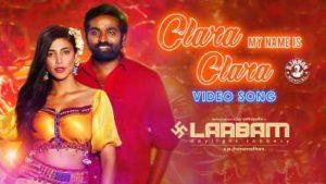 Clara My Name Is Clara Song Lyrics - Vijay Sethupathi's Laabam