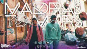 Madras To Mars Song Lyrics - Manish Balakrishnan & Neil Pepin