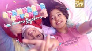 Lirik Lagu Apa Khabar Sayang - Amira Syahira