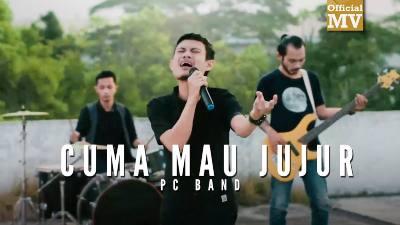 Lirik Lagu Cuma Mau Jujur - PC Band