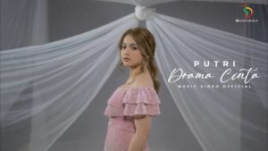 Lirik Lagu Drama Cinta - Putri Isnari