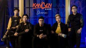 Lirik Lagu Sherin - Kangen Band