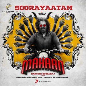 Soorayaatam Song Lyrics - MAHAAN