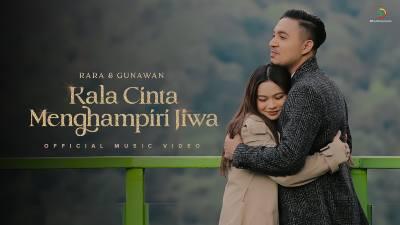 Lirik Lagu Kala Cinta Menghampiri Jiwa - Rara & Gunawan
