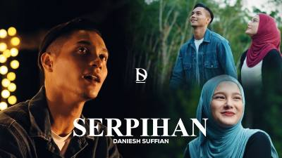 Lirik Lagu Serpihan - Daniesh Suffian