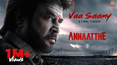 VAA SAAMY SONG LYRICS - Annaatthe